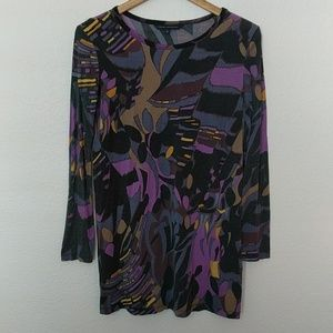 French Connection long sleeved dress, size 10